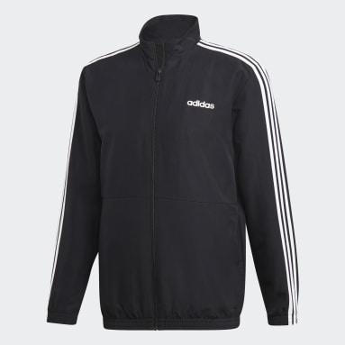 черный Спортивный костюм 3-Stripes Cuffed