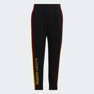 Barn Basket Svart adidas x LEGO® Basketball Pants