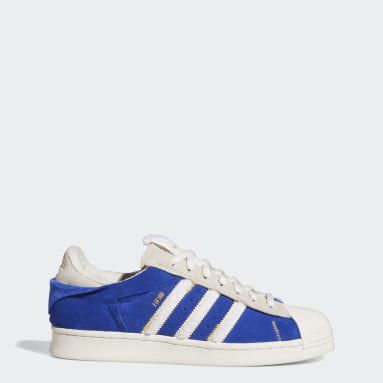 Men's Originals Blue Superstar WS2 Henry Ruggs Shoes