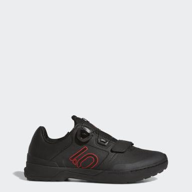 Men's Five Ten Black Five Ten Kestrel Pro Boa Shoes
