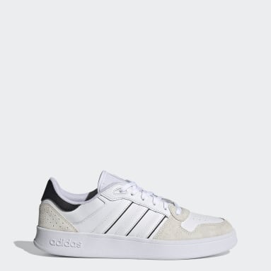 Men Sport Inspired White Breaknet Plus Shoes