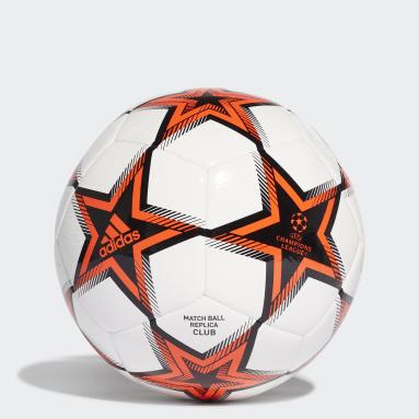 Football White UCL Club Pyrostorm Ball