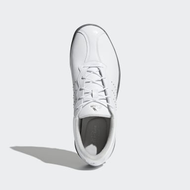 Women Golf White Adipure DC Shoes