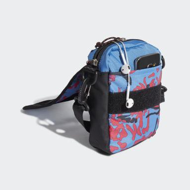Bolso pequeño adidas Adventure Flap Azul Originals