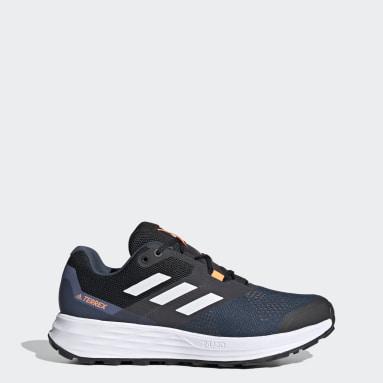 Men TERREX Blue Terrex Two Flow Trail Running Shoes