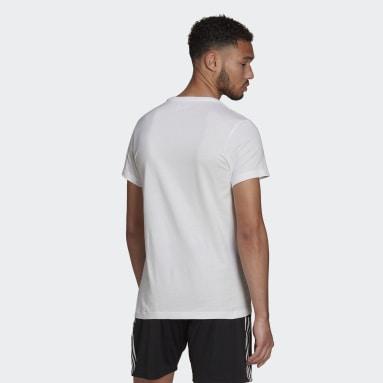 Men Football White Arsenal Where We Belong T-Shirt