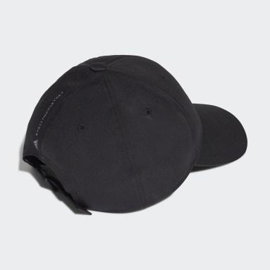 черный Бейсболка adidas by Stella McCartney