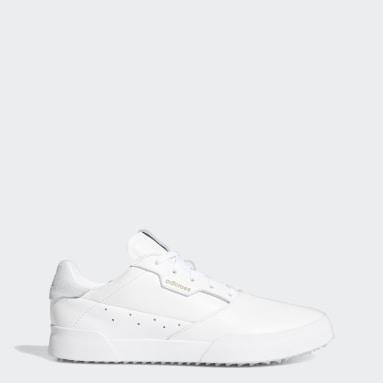 Sapatos Retro Golf Adicross Branco Mulher Golfe