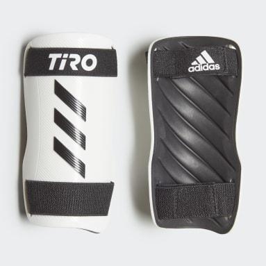Football Black Tiro Training Shin Guards
