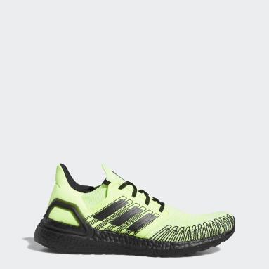 Men's Running Green Ultraboost 20 Shoes