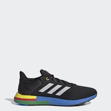 Zapatilla Pureboost 21 Negro Running
