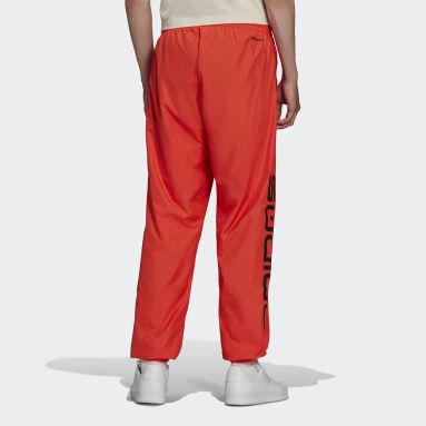 Pants Deportivos Estampados Symbol Rojo Hombre Originals