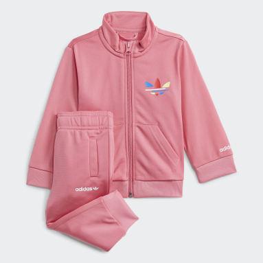 Infant & Toddler Originals Pink Adicolor Track Suit