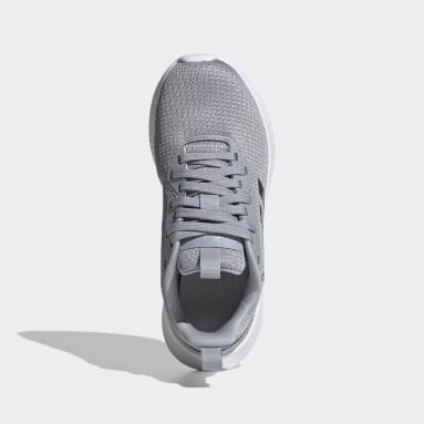 Kids sport_inspired Grey Puremotion Shoes
