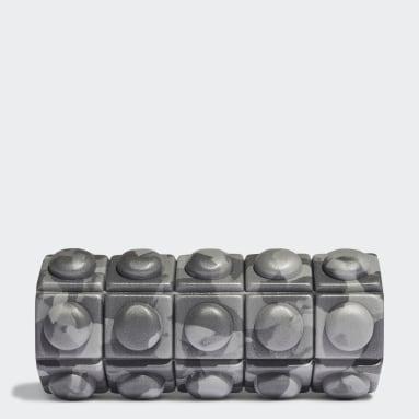 Gym & Training Grey Mini Foam Roller