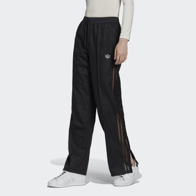Women Originals Black Wide-Leg Pants