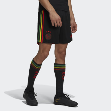 Football Black Ajax Amsterdam 21/22 Third Shorts