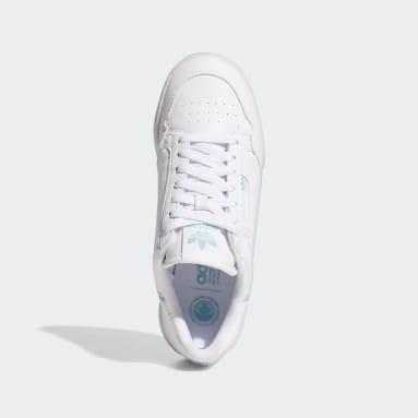 Zapatillas Continental 80 Veganas Blanco Mujer Originals