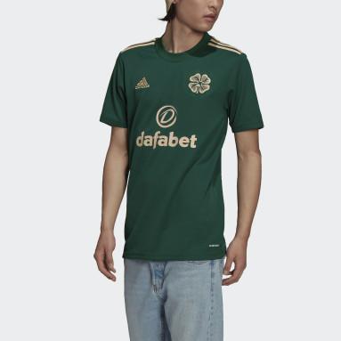 Maillot Extérieur Celtic FC 21/22 Vert Hommes Football
