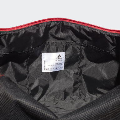 Football Red Belgium Duffel Bag
