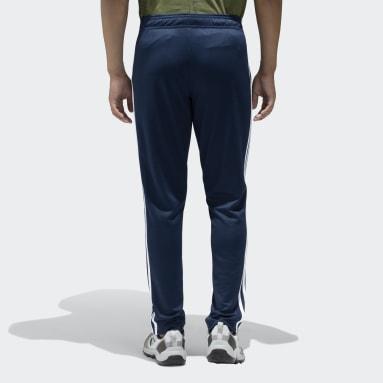 Men Sportswear Blue Classic Pants