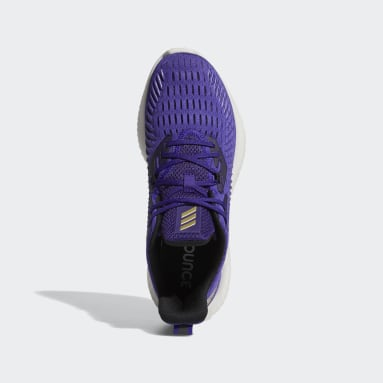 Training Purple Alphabounce+ Shoes