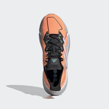 Tenis X9000L4 HEAT.RDY Naranja Hombre Running