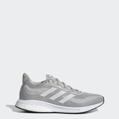 Women's Running Grey Supernova Shoes