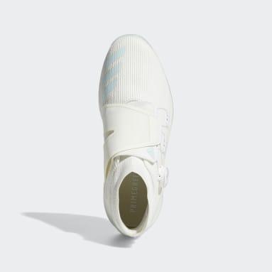 Men's Golf White ZG21 Motion Primegreen BOA Mid Golf Shoes