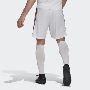 Pantalón corto segunda equipación FC Girondins de Burdeos 21/22 Blanco Hombre Fútbol