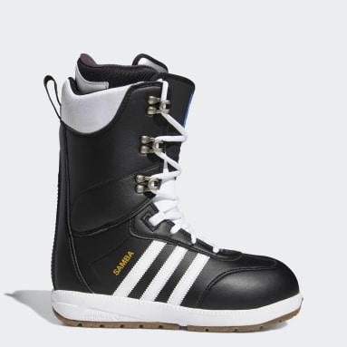 Vintersport Sort Samba ADV støvler
