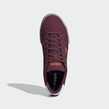 Men Sport Inspired Burgundy Daily 3.0 Shoes
