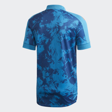Men Gym & Training Blue Condivo 20 Primeblue Jersey