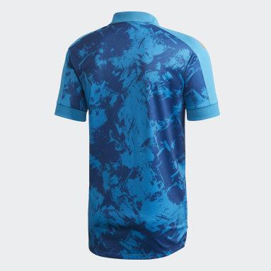 Mænd Fitness Og Træning Blå Condivo 20 Primeblue trøje