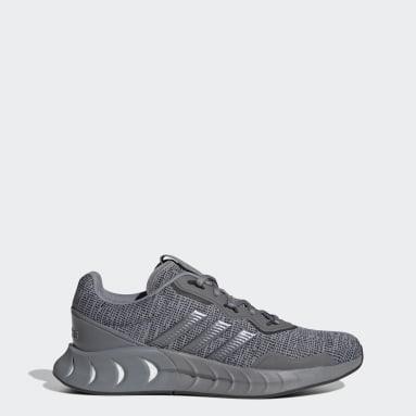 Men's Essentials Grey Kaptir Super Shoes