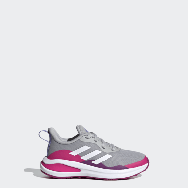 Børn Løb Grå FortaRun Lace Running sko