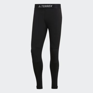 Men's TERREX Black Terrex Agravic Tights
