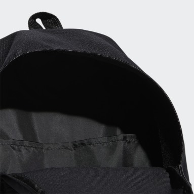 Lifestyle Black Linear Classic Daily Backpack