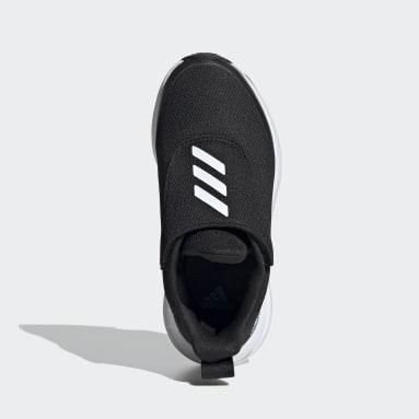 Kids Running Black FortaRun AC Shoes