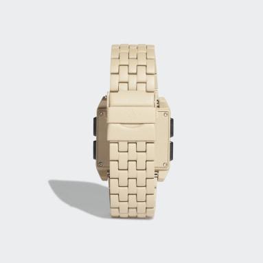 Reloj ARCHIVE_CM1 Beige Originals