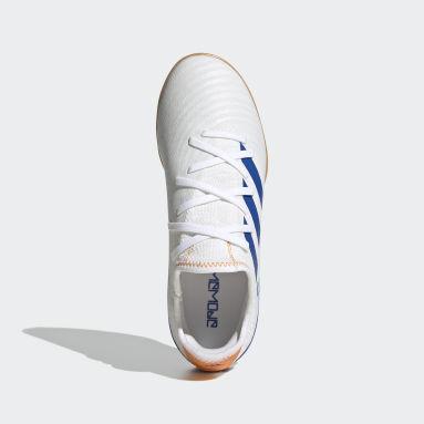 белый Футбольные бутсы Gamemode Knit IN