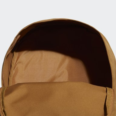 Sport Inspired Brown Classic Backpack Extra Large