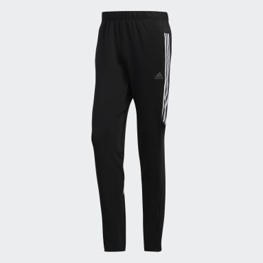 Men Running Black Run It 3-Stripes Astro Pants
