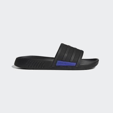 Sportswear Black Racer TR Slides