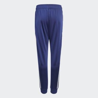 Kids Originals Blue Adicolor SST Track Pants