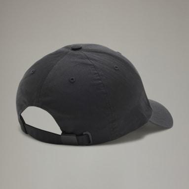 Y-3 Black Y-3 Logo Hat
