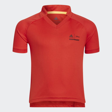 Camiseta Disney Comfy Princesses Rojo Niña Gimnasio Y Entrenamiento