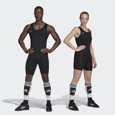 Cross Training čierna Dres Powerlift