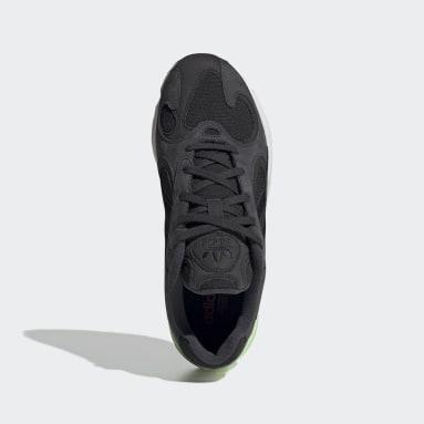 Women Originals Grey Yung-1 Trail Shoes