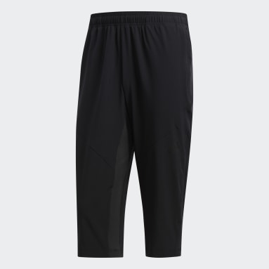 Pantalón 3/4 Climacool Negro Hombre Training